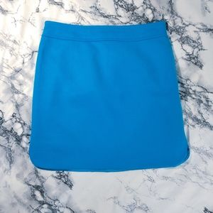 🍬HOT Electric blue Ann Taylor skirt🍬